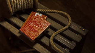 Monarch Playing Cards by Theory 11【Red】