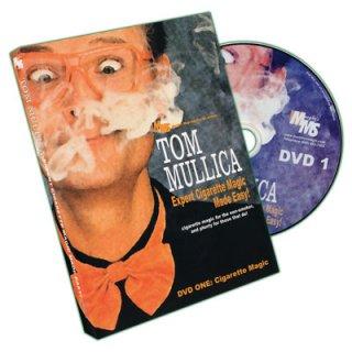 トム・マリカ - Expert Cigarette Magic Made Easy全3巻 ダウンロード版