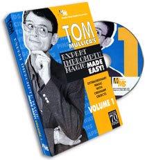 トム・マリカ - Mullica Expert Impromptu Magic Made Easy Tom Mullica volume1