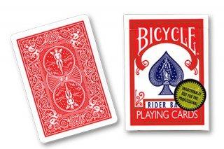 バイシクル・ゴールドスタンダード Bicycle Playing Cards (Gold Standard)