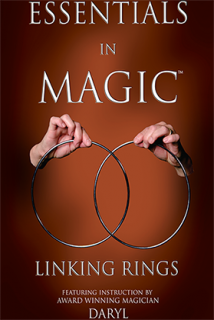 Essentials in Magic Linking Rings【日本語吹き替え】