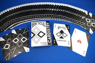 BICYCLE CARDISTRY(Black and White) - バイシクル カーディストリー