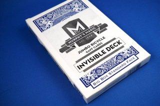 インビジブルデック・ジャンボ(JUMBO invisible deck )