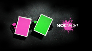 NOC Sport Playing Cards by The Blue Crown