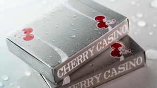 Cherry Casino Playing Cards 各7色 新色 Tropicana Teal登場!!