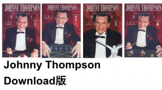 Johnny Thompson Commercial Set (vol.1〜4) video DOWNLOAD