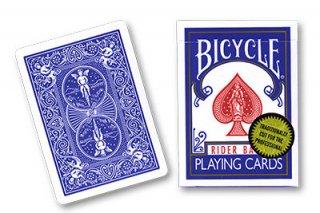 バイシクル・ゴールドスタンダード Bicycle Playing Cards (Gold Standard)青