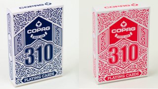 COPAG 310 Playing Cards (各色)