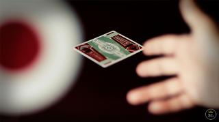 カード投げ専用トランプ Banshees Original Edition