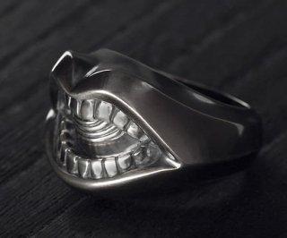 Ring/TR-01(燻し黒仕上げ)/シルバーアクセサリー/リング/9~30号