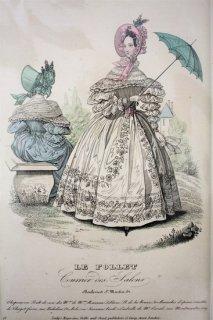 LE FOLLET(ルフォレ) ファッションプレート