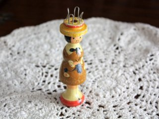 ヴィンテージリリアン編み機