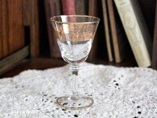 ヴィンテージリキュールグラス