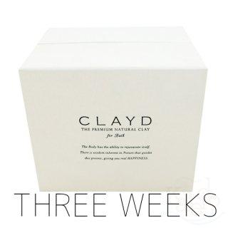 クレイド入浴剤-スリーウィークス(30g×21袋)