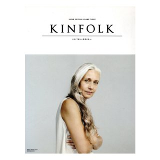 KINFOLK(VOLUME THREE)<img class='new_mark_img2' src='https://img.shop-pro.jp/img/new/icons51.gif' style='border:none;display:inline;margin:0px;padding:0px;width:auto;' />