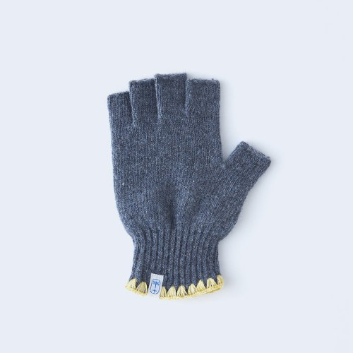 hamaguri open finger MEN blue