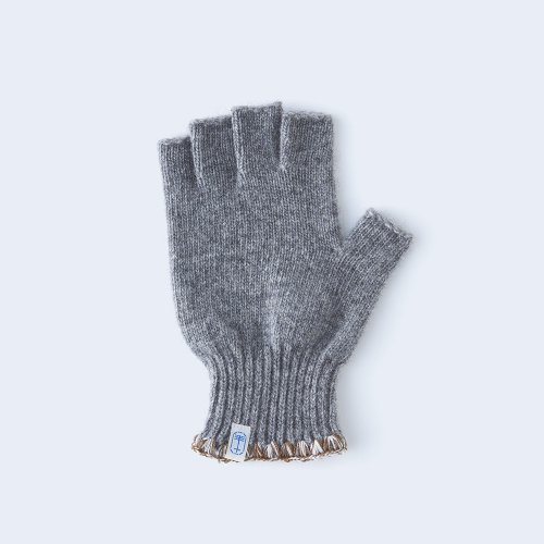 hamaguri open finger MEN gray