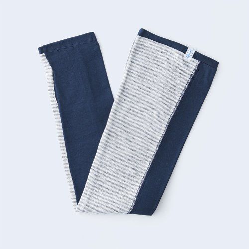 sunny cloth navy & gray