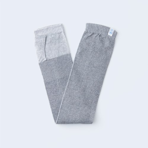sunny knit light gray & gray