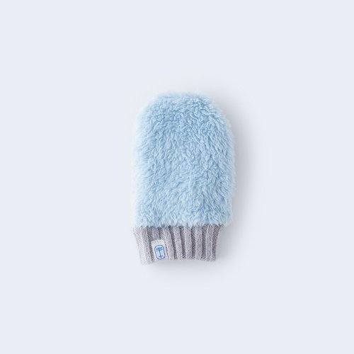 boa miton KIDS light blue