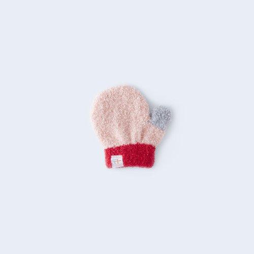 sanshoku miton KIDS pink