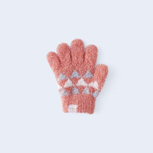 sankaku KIDS coral pink