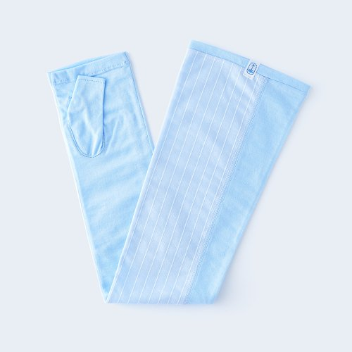 sunny cloth stripe light blue