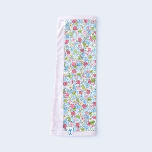 sunny cloth flower 1/2 pink