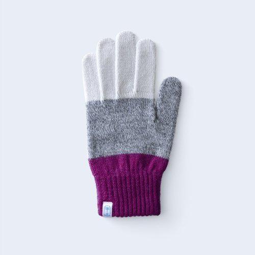 three tones WOMEN violet