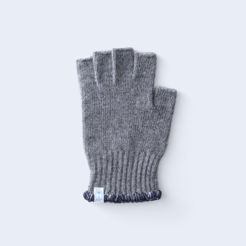 hamaguri open finger WOMEN gray×navy