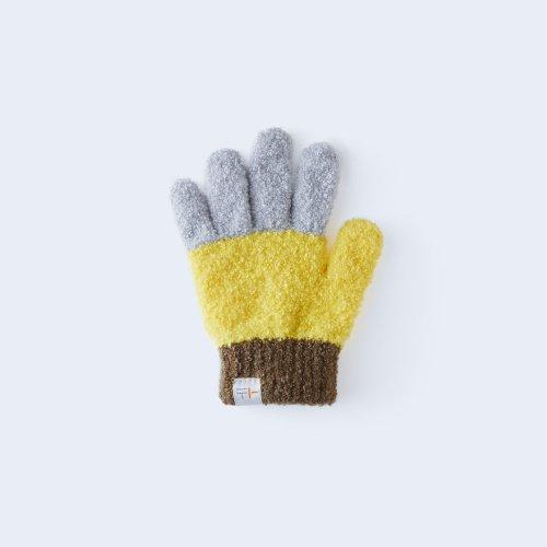 sanshoku KIDS yellow & brown