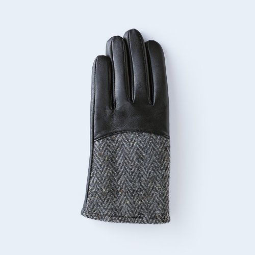 【予約】herringbone WOMEN black