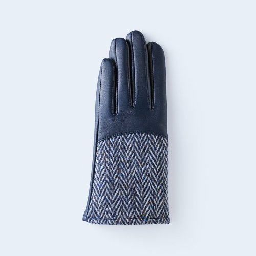 【予約】herringbone WOMEN blue