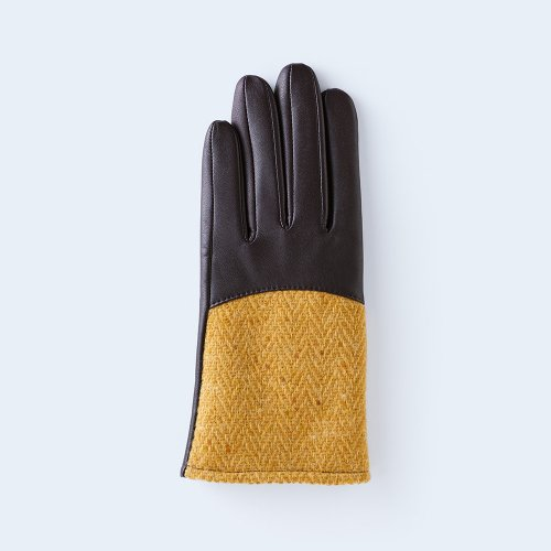 herringbone WOMEN yellow