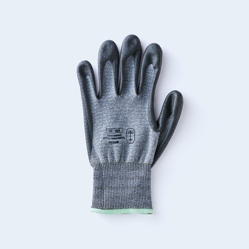 workers gloves MEDIUM gray
