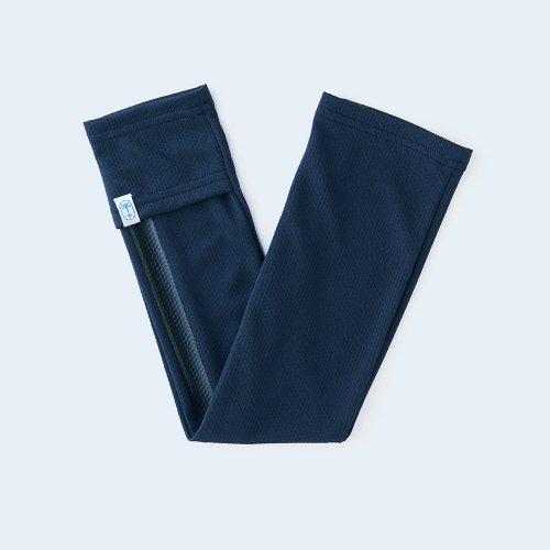 【予約】sunny cloth mesh navy