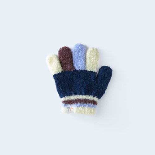 iroiro KIDS navy & cream