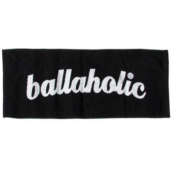 LOGO Towel (black/white)