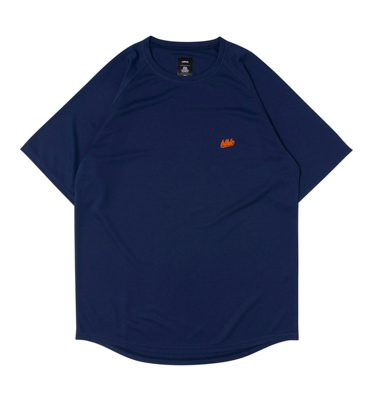 blhlc COOL Tee (navy/orange)