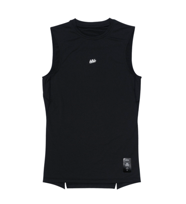 Compression No Sleeve Tops (black)