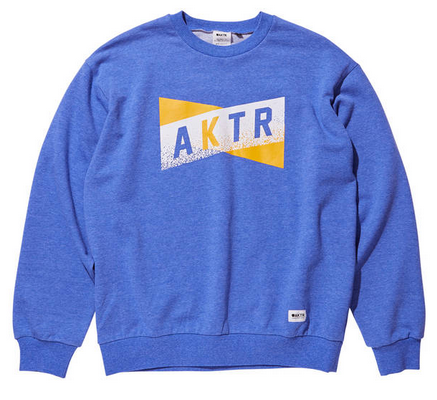 <img class='new_mark_img1' src='https://img.shop-pro.jp/img/new/icons20.gif' style='border:none;display:inline;margin:0px;padding:0px;width:auto;' />SWEAT CREW NECK BLUE