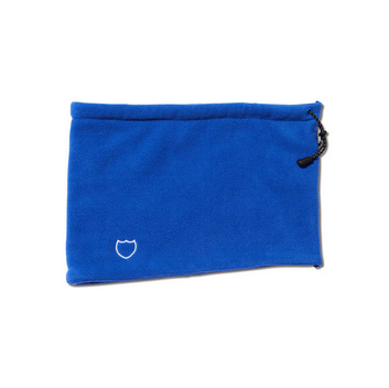 NECK WARMER BLUE