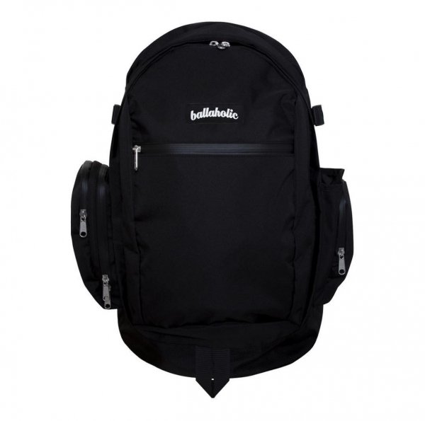 Ball On Journey Backpack (black)