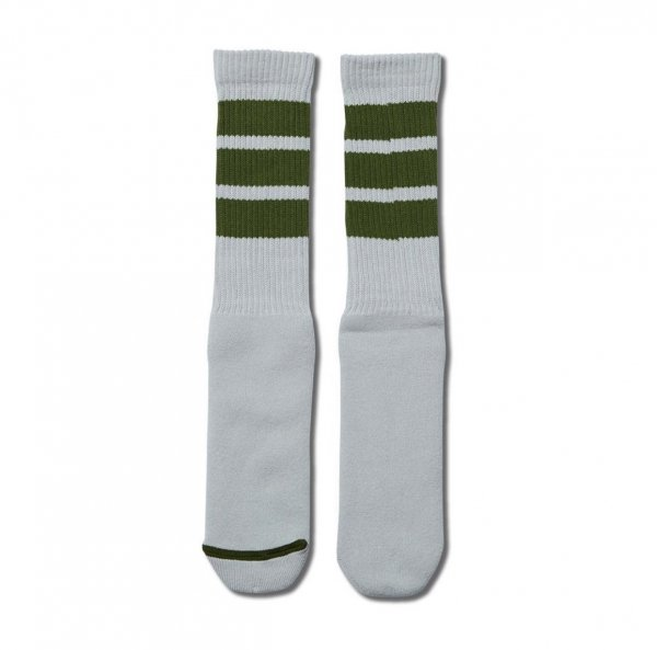 <img class='new_mark_img1' src='//img.shop-pro.jp/img/new/icons15.gif' style='border:none;display:inline;margin:0px;padding:0px;width:auto;' />xSILAS MONSTER SOCKS L-GRAYxGREEN