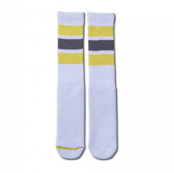 <img class='new_mark_img1' src='//img.shop-pro.jp/img/new/icons15.gif' style='border:none;display:inline;margin:0px;padding:0px;width:auto;' />MONSTER SOCKS WHITExYELLOW