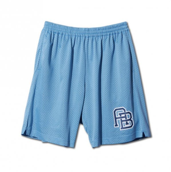 <img class='new_mark_img1' src='//img.shop-pro.jp/img/new/icons15.gif' style='border:none;display:inline;margin:0px;padding:0px;width:auto;' />MONOGRAM MESH SHORTS L-BLUE