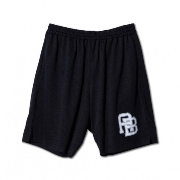 <img class='new_mark_img1' src='https://img.shop-pro.jp/img/new/icons53.gif' style='border:none;display:inline;margin:0px;padding:0px;width:auto;' />MONOGRAM MESH SHORTS BLACK