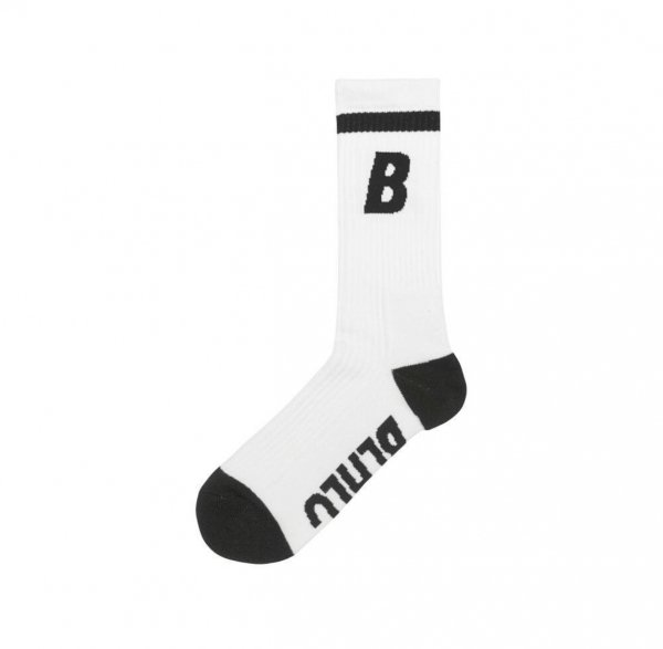 <img class='new_mark_img1' src='https://img.shop-pro.jp/img/new/icons53.gif' style='border:none;display:inline;margin:0px;padding:0px;width:auto;' />B Socks (white/black)