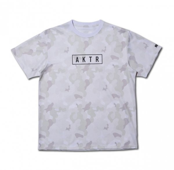 <img class='new_mark_img1' src='//img.shop-pro.jp/img/new/icons15.gif' style='border:none;display:inline;margin:0px;padding:0px;width:auto;' />B.BALL TEXTURE CAMO TEE WHITE