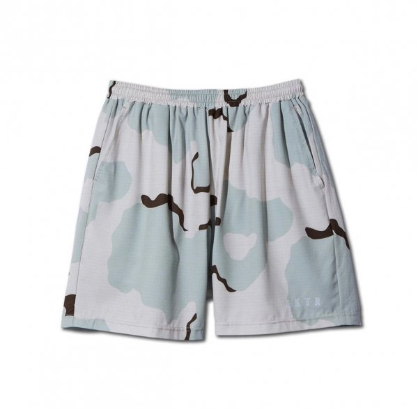 <img class='new_mark_img1' src='//img.shop-pro.jp/img/new/icons14.gif' style='border:none;display:inline;margin:0px;padding:0px;width:auto;' />DESSERT CAMO SHORT WIDE PANTS L-BEIGE